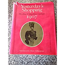Yesterday's Shopping: Army and Navy Stores Catalogue, 1907