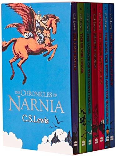 The Chronicles of Narnia Box Set (Lewis Cs Box-set)