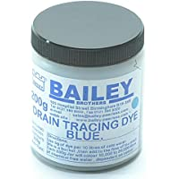 Bailey 1992 - Drain Tracing Dye per