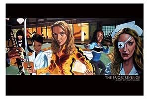 Kill Bill - The Art Of Justin Reed - 61X91,5 Cm Affiche / Poster