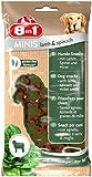 8in1 Minis Mega-Selection Hundesnacks (fettarm, glutenfrei, zuckerfrei, zehn verschiedene Sorten, Huhn Rind Lamm Kaninchen Pute Ente Hirsch Fisch), 1 kg Beutel (10 x 100g) - 14