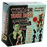 Diabolical gifts DP0869 Whack Your Boss - Saco de Boxeo Hinchable