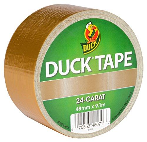 Duct Tape Kostüm Aus - Ducktape - 24 Carat Ideal für Reparaturen und kreative Projekte