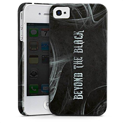 Apple iPhone 5s Silikon Hülle Case Schutzhülle beyond the black fanartikel merchandise Premium Case glänzend