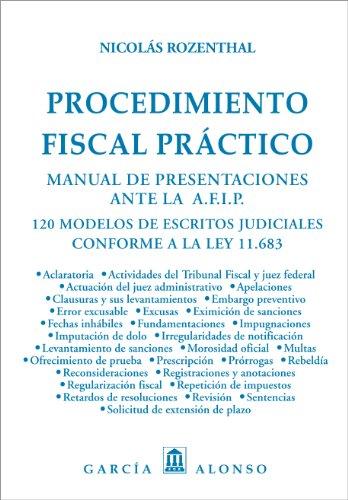 Procedimiento fiscal práctico por Nicolás Rozenthal