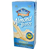 Blue Diamond | Almond Breeze - Vanilla | 8 x 1L