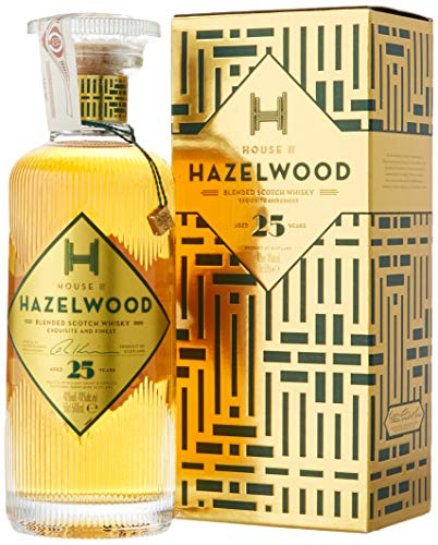 House of Hazelwood Whisky 25 Years Old 40º - 500 ml