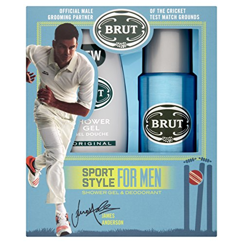 BRUT Sport Style Deodorant and Shower Gel Gift Set