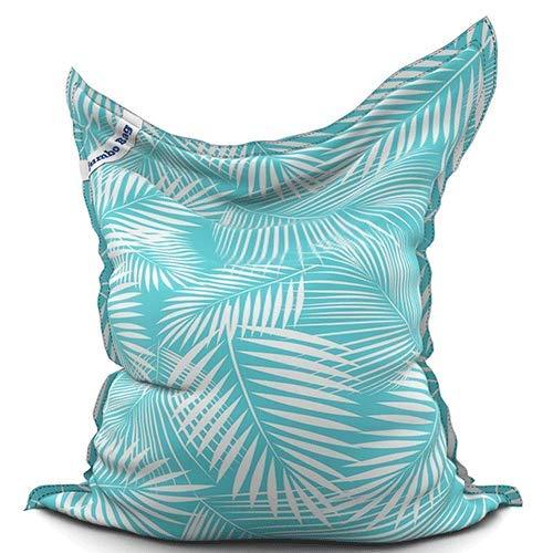 Jumbo Bag Original Printed Palms