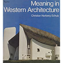 Meaning in Western Architecture