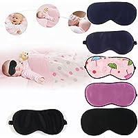 Homyl Baby Kinder Schlafmaske Augenmask Schlafbrille Reisen Nachtmaske Eye Mask - Dunkelblau, 14 * 7cm preisvergleich bei billige-tabletten.eu
