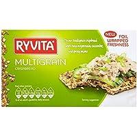 Ryvita Pan Crujiente De Varios Granos (250g) (Paquete de 6)