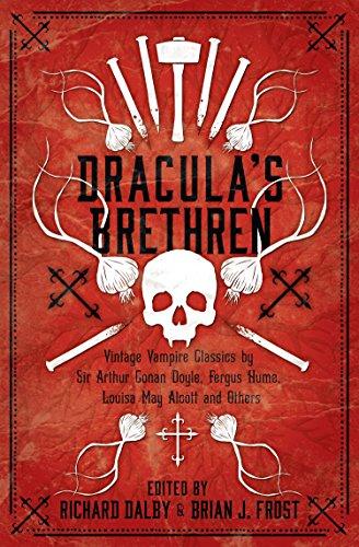 Dracula's Brethren (Collins Chillers) (English Edition)