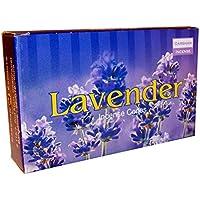 Räucherkegel Royal Lavender 10 incense cones 1 Schachtel mit Halter Wohnaccessoire Raumduft preisvergleich bei billige-tabletten.eu