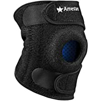 Non-Slip Knee Support Brace - Open Patella Support & Lateral Stabiliser (Medical Grade). Adjustable Knee Brace Helps With ACL/PCL/LCL & MCL Ligament Damage, Meniscus, Injuries