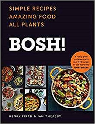 Bosh. The Cookbook por Vv.Aa