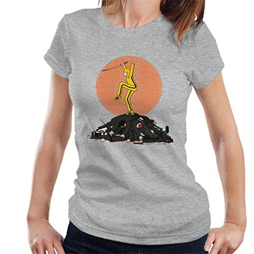 Karate Bill Kill Bill Karate Kid Women's T-Shirt -