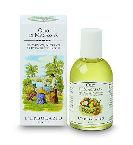 L'Erbolario Macassaröl, 1er Pack (1 x 100 ml)