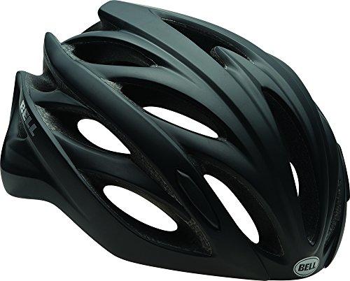 Bell Overdrive Rennrad Fahrrad Helm schwarz matt 2016: Größe: M (55-59cm)