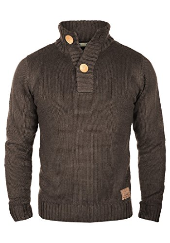 solid-peter-mens-knitted-pullover-sizexlcolourcoffee-bean-melange-8973