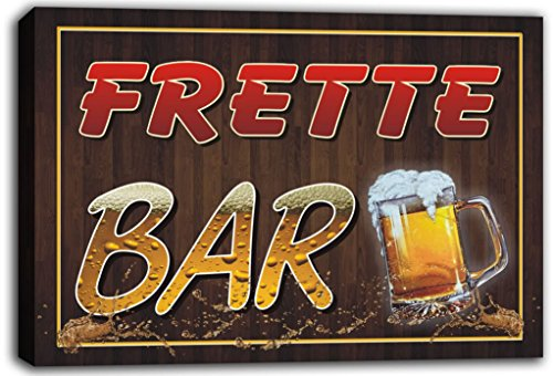 scw3-091113-frette-name-home-bar-pub-beer-mugs-cheers-stretched-canvas-print-sign