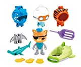 Fisher-Price Octonauts Kwazii's Shark Adventure