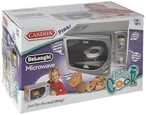 Cadson Delonghi - Microondas Juguete [Importado Reino