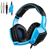 SADES SA920 Gaming Kopfhörer Pro Surround Sound Stereo-PC-Spiel-Kopfhörer-Gaming - Best Reviews Guide