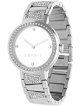Esprit Damen Armbanduhr silber ES107402001