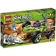 LEGO Ninjago 9445 - Emboscada en el Todoterreno Escorpión