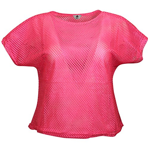 80's Mesh Top - available in many colours, Ideal for Madonna, 80s, punk costumes