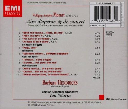 Airs d'Opéra & de Concert