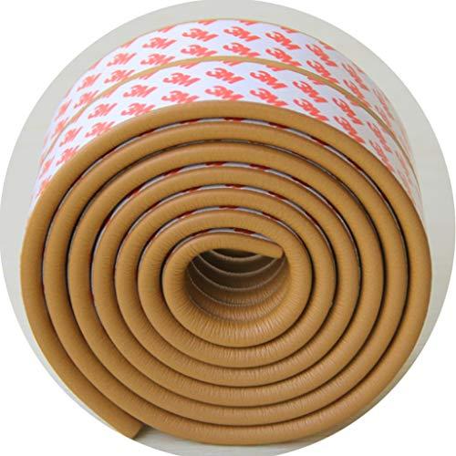 YNFNGXU Multifunktions-Eindickung Widening Anti-Kollisions-Schutzleiste, Kinderecke Schreibtisch Couchtisch Dekoration Selbstklebende (Color : B)