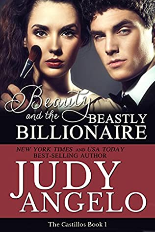 book cover of Beauty and the Beastly Billionaire