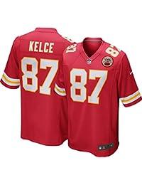Nike KCC NFL Game Team JRSY - Camiseta, Hombre, Rojo(University Red)