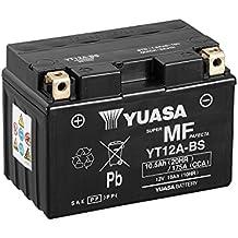 Batería sellada Yuasa YT12A-BS 12V 10Ah ácido incluye producción 2017