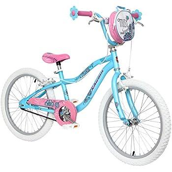 Schwinn Girl Shade Kids Bike - White, 20 inch: Amazon co uk: Sports