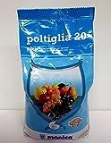 Kg 5 poltiglia bordolese manica solfato di rame 20 % vite olivo frutta
