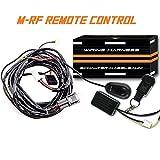 AFTERPARTZ R1 Fernbedienter Schalter Kabelbaum für LED Arbeitsscheinwerfer (1 Stück Lampe), R1 3,5M, F1 Fernbedienung