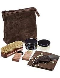 La Cordonnerie Anglaise - Kit de cuidado de zapatos Unisex adulto