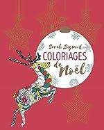 Coloriages de Noël de Sarah BIGWOOD