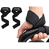 Strauss PT Cotton Wrist Support, Pack of 2 (Black)