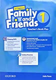 Family and Friends: Level 1: Teachers Book Plus