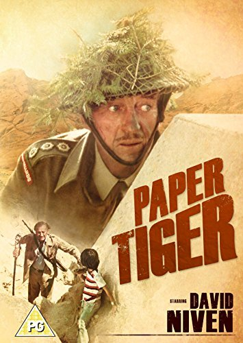 Paper Tiger [DVD] by David Niven (Tiger Welle)