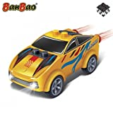 #6: Banbao  Building Blocks Sling Shot Mini Pullback Car, Multi Color
