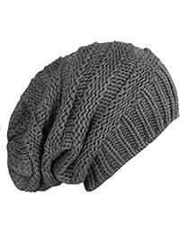caripe Mütze Long Beanie Strickmütze - viele Farben und Modelle - Snö
