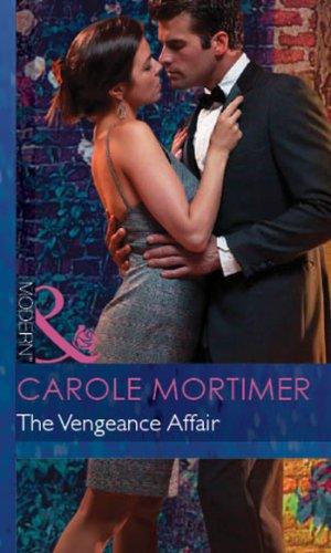 The Vengeance Affair (Mills & Boon Modern)