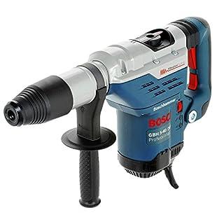 Bosch Professional 0611264000 GBH 5-40 DCE Perforateur SDS-max, 1150 W Coffret, Bleu