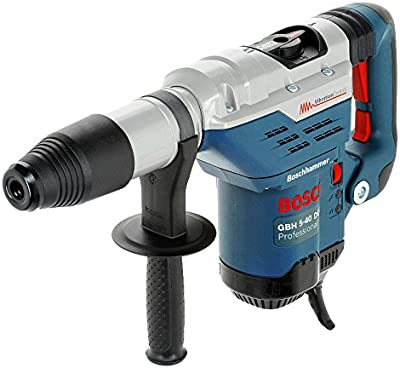 Bosch GBH 5-40 DCE - Martillo perforador (6.8 kg, 6.8 kg)