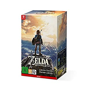 The Legend of Zelda: Breath of the Wild [Nintendo Switch] + Switch Online 3 Monate [Download Code]